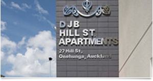 DJB Hill Street Apartment